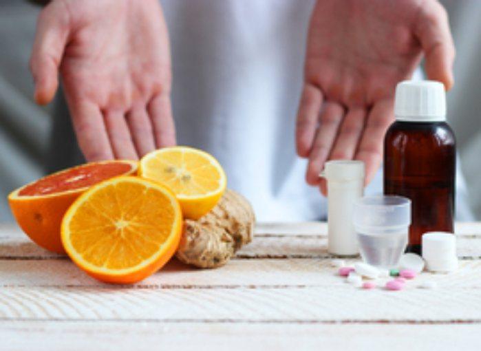 Влияние пищи на усвоение лекарств