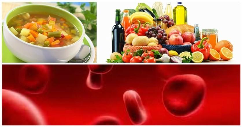 Диета по группе крови. Часть 1