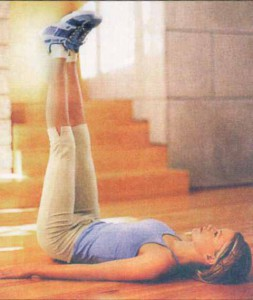 Гимнастика от усталости