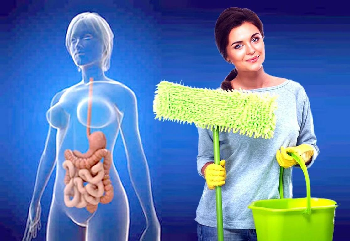 Очистка организма в домашних условиях
