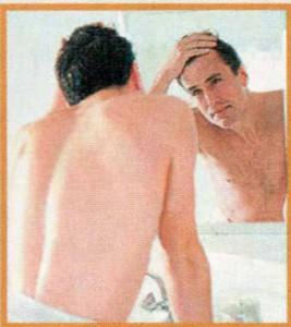 Мужская кожа