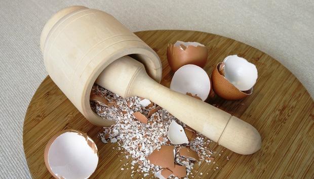 Яичная скорлупа. Практическое использование яичной скорлупы